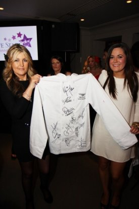 Signed Bentley shirt