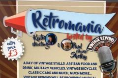 Take a step back in time at new vintage event
