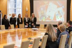 Young Enterprise success for Alderley girls