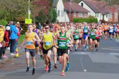 Over 4000 take part in first running festival