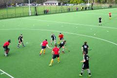 Hockey: First team back on the winning trail