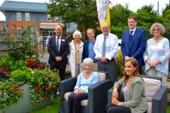 Judges are blooming 'impressed' with Alderley's first entry