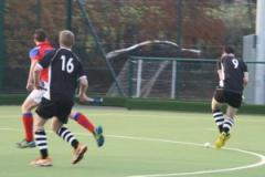 Hockey: Six shooter sends Alderley back to the top