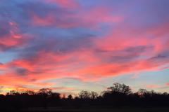 Reader's Photo: Valentine Sky, Nether Alderley