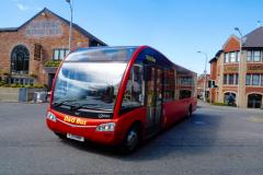 Another bus service axed after three months