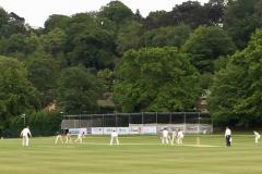 Cricket: Alderley rock table-topping Hyde