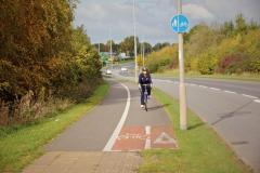 Have your say on plans for new 2.1km walking and cycling route
