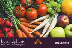 Nutritional Therapy At Beyondphysio