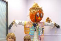 Alderley Primary triumphs in scarecrow competition