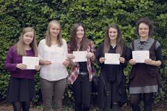 Results success continues for Alderley girls
