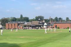 Cricket: Parry stars as Alderley clinch win over Cheadle