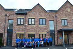 Our new nursery building is finally here