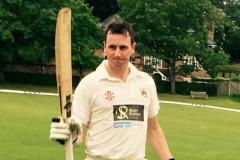 Cricket: Alderley go top with seven matches to play