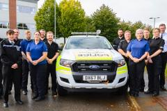Dedicated crime team to help protect Cheshire's rural communities