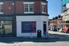 Sixth estate agents to open in village centre