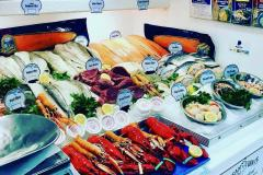 Finest quality fresh fish straight from market delivered to your door