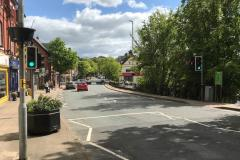 Partial closure of London Road for crossing upgrade