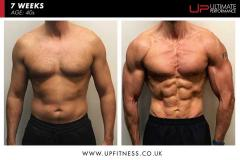 What it takes to transform your body at U.P. Cheshire