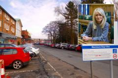 MP calls for an hour of free parking to help high street recover