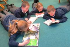 Children celebrate World Book Day