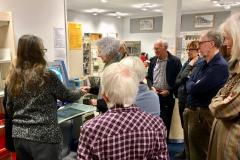 More volunteers needed to keep new library session going