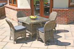 Win Bridgman outdoor furniture to celebrate its Wilmslow showroom opening