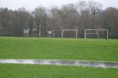 Call for action over waterlogged pitches