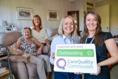 Carefound Home Care featured in Skills for Care outstanding care film
