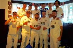 Cricket: Alderley Edge crowned champions