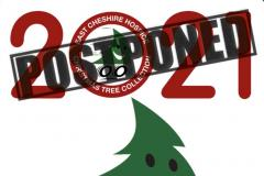 Hospice Christmas tree collection postponed in light of new national lockdown