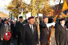 Alderley Edge pays tribute to our fallen heroes