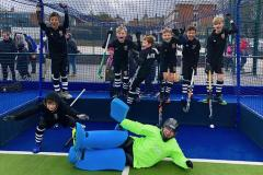 Hockey: Lucky 13 for Edge