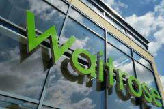 Waitrose asks people to shop alone where possible