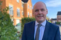 Police and Crime Commissioner for Cheshire candidate: David Keane