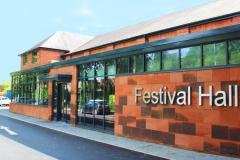 Funding approved for Festival Hall improvements