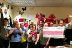 Local charity secures lottery funding