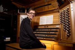 Prize-winning teen organist to perform free concert