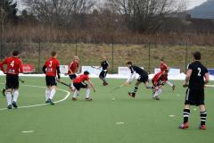 Hockey: Frustrated Alderley miss out