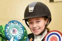 Champion rider finds Nemo in top form