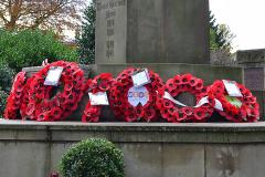 Local Poppy Appeal raises nearly £8500