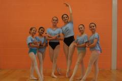 Talented dancers selected to perform with English Youth Ballet