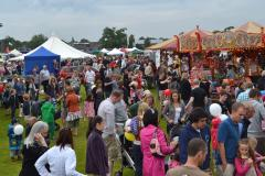 New venue for Wilmslow Show will hopefully bring about a weather change