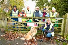 Updated - CANCELLED : In Bloom team join the Great British Spring Clean