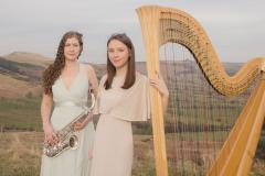 Lunchtime concerts resume with an uncommon pairing of instruments