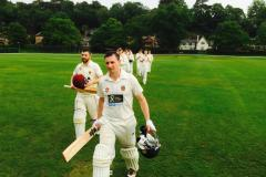 Cricket: Alderley go from strength to strength