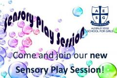 New sensory play sessions for 0-4 year-olds