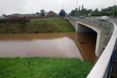 Flooding in Wilmslow, Poynton, and Bollington