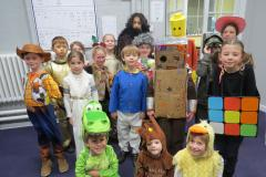 Alderley schools celebrate World Book Day