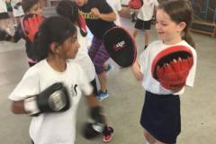 Children inspired to try new sports