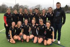 Hockey: Ladies continue to dominate whilst Mens 1st match club's best ever performance